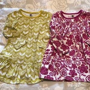 Two Tea Collection play dresses